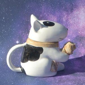 Decorative Ceramic Dog Teapot